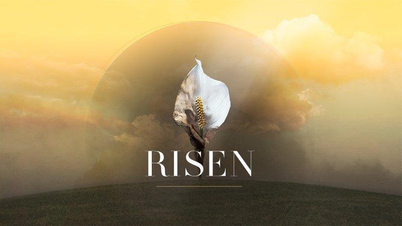 Easter Risen Sermon Slides